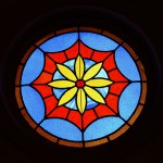 Sanctuary Rose Window
