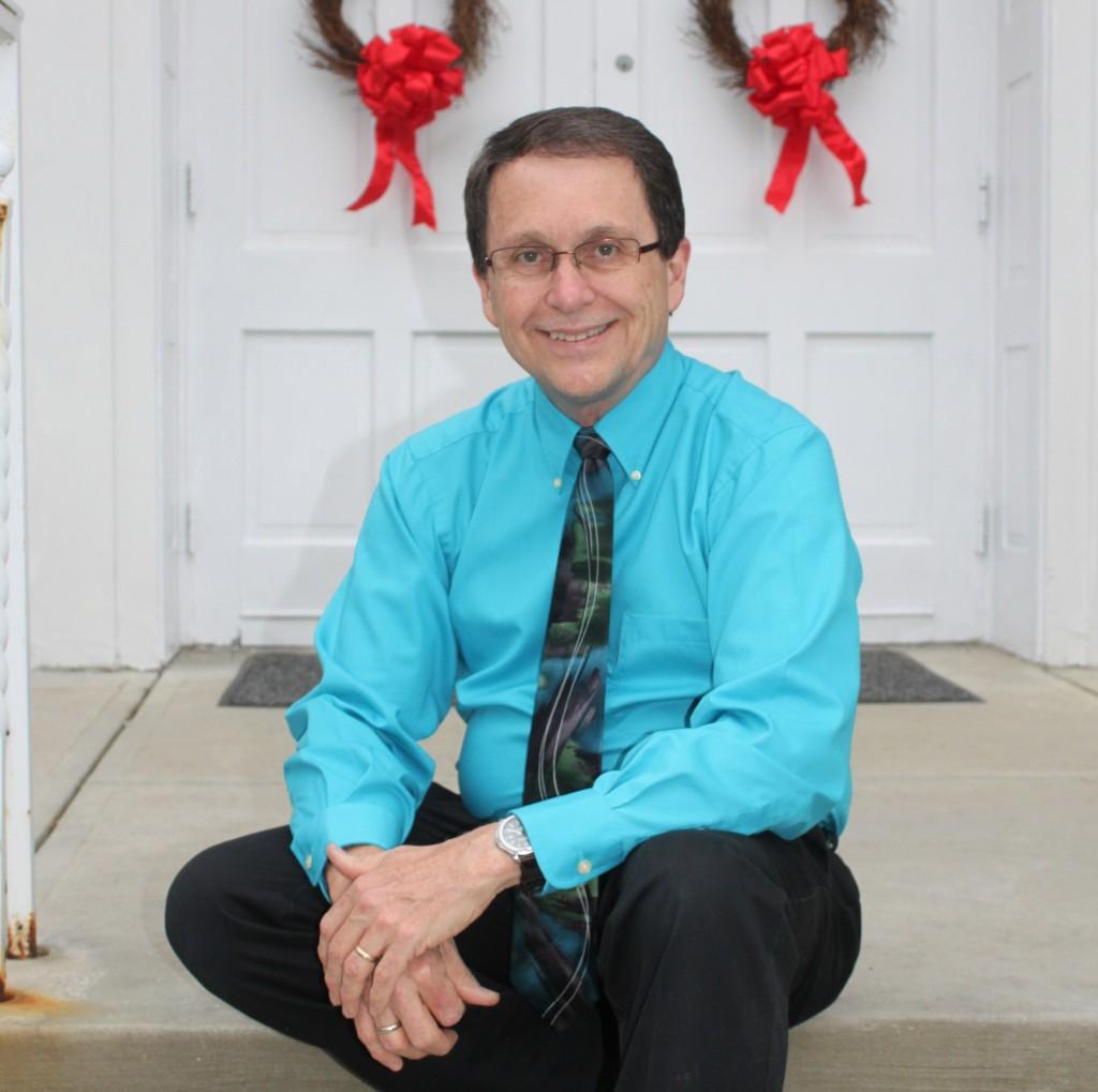 Pastor Tom Barnicott
